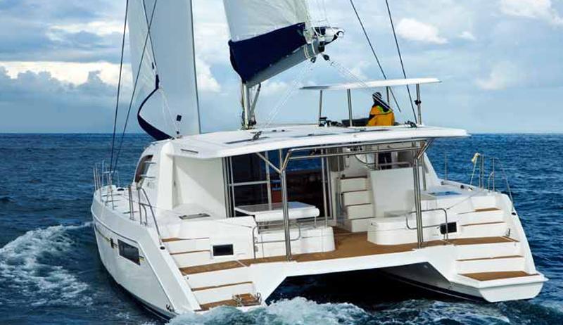 Moorings sailing resume