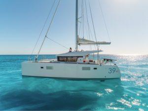 Bareboat Charter Florida Keys Sail Boat Vacation Cruzan Yacht