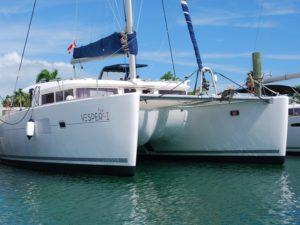 Bareboat Charter Florida Keys & Sail Boat Vacation | Cruzan Yacht