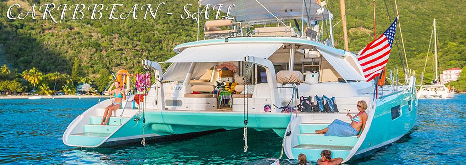 Caribbean - Sail