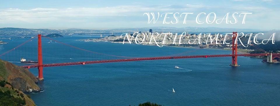 Weast Coast N. America