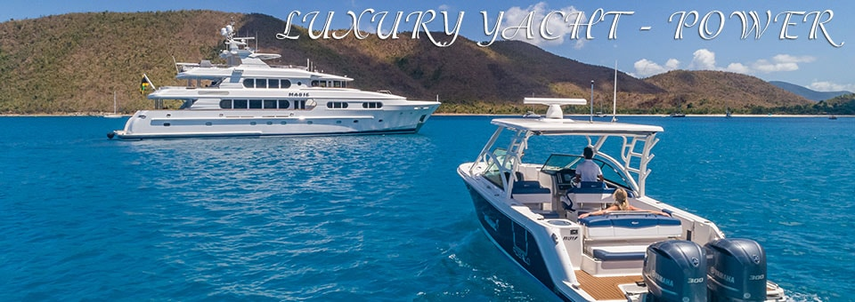 Luxury Yacht - Power