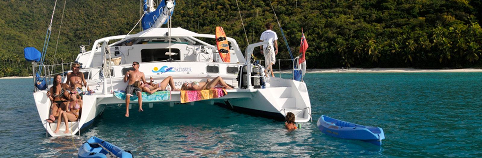 Cruzan Yacht Charters Cruzan Yacht Tours