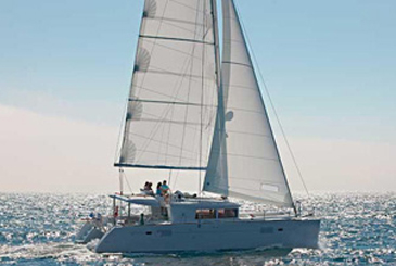 Lagoon 450 Owner Version