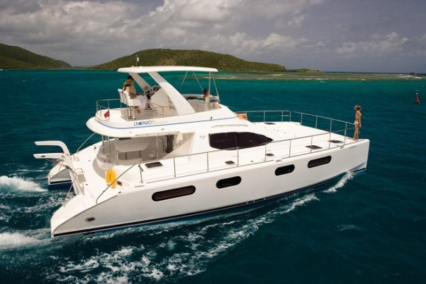 """Jenica"" / Power Cat – Leopard 47  / BVI"