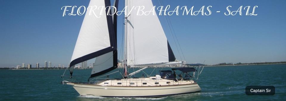Florida / Bahamas - Sail