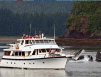West Coast & Alaska Yacht Charters