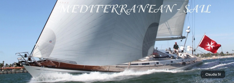 Mediterranean - Sail