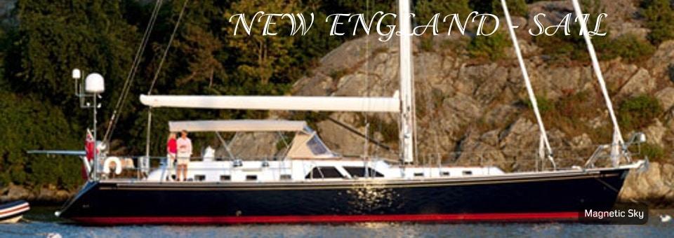 New England - Sail