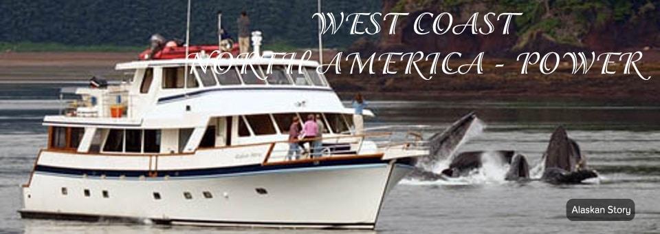 Weast Coast N. America - Power