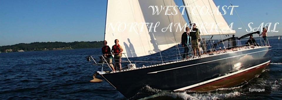 Weast Coast N. America - Sail